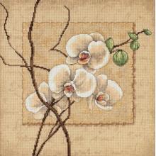 Гоблен Dimensions 35176 - Ориенталски орхидеи