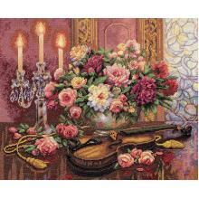 Гоблен Dimensions 35185 - Романтичен букет