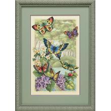 Гоблен Dimensions 35223 - Горски пеперуди