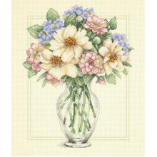Гоблен Dimensions 35228 - Цветя във висока ваза