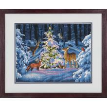 Гоблен Dimensions 70-08922 Коледа в гората