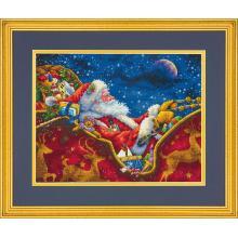 Гоблен Dimensions 70-08934 Пътят на Дядо Коледа