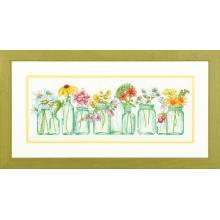 Гоблен Dimensions 70-35310 - Цветя в редичка