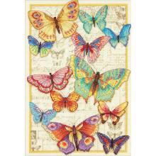 Гоблен Dimensions 70-35338 - Изящни пеперуди