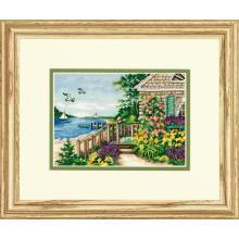 Гоблен Dimensions 70-65145 Къща на брега