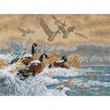 Гоблен Dimensions 35205 - Прелетни птици