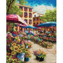 Гоблен Dimensions 70-35333 - Пазарът на цветята
