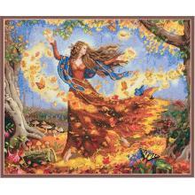Гоблен Dimensions 70-35262 - Феята на есента