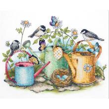 Гоблен Dimensions 70-03243 - Цветя и птици