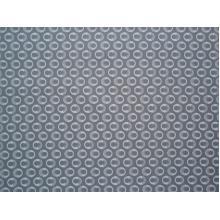 Плат Poplin - Графика Сиво - 50 х 50 см