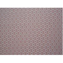 Плат Poplin - Графика Розово бежево, 50 х 50 см