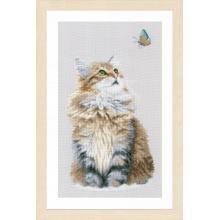 Гоблен Ланарте PN-0171041 Forest cat