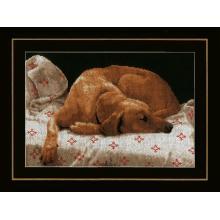 Гоблен Ланарте PN-0164050 - Спящо кученце