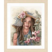 Гоблен Ланарте PN-0169325 - Момиченце с шапка