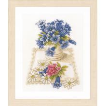 Гоблен Ланарте PN-0169670 Сини цветя