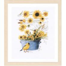 Гоблен Ланарте PN-0172914, Helianthus sunflowers (Слънчоглед)