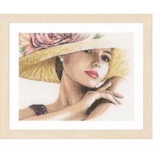 Гоблен Ланарте PN-0168602 Дама с шапка
