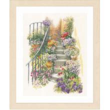 Гоблен Ланарте PN-0169680 Цветни стълби