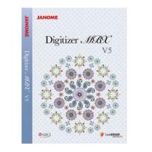 Софтуер за създаване на дизайни JANOME Digitizer MBX