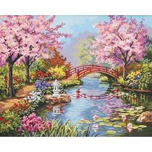 Картина - Японска градина, Dimensions PN-0187024, 51 х 41 см