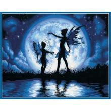Картина - Лунни феи, Dimensions PN-0187046, 28 х 36 см