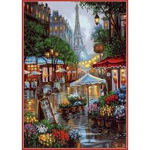 Картина - Пролет в Париж, Dimensions PN-0188888, 36 х 51 см