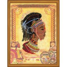 Гоблен Риолис PT-0047 Африканска принцеса
