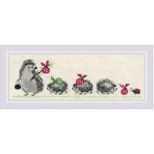 Гоблен Риолис 1711 Hedgehogs