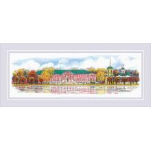 Гоблен Риолис 1734 Kuskovo Manor
