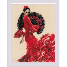 Гоблен Риолис 1740 Dancer