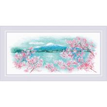 Гоблен Риолис 1744 Sakura. Fuji
