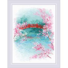 Гоблен Риолис 1745 Sakura. Bridge