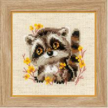 Гоблен Риолис 1754 Little Raccoon