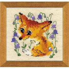Гоблен Риолис 1776 Лисиче, Little Fox