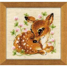 Гоблен Риолис 1777 Сърненце, Little Deer