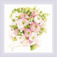 Гоблен Риолис 1867 Сватбен букет, Wedding Bouquet