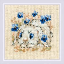 Гоблен Риолис 1877 Зайче, Little Bunny