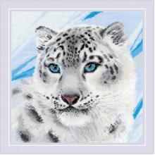 Гоблен Риолис 1886 - Снежен леопард