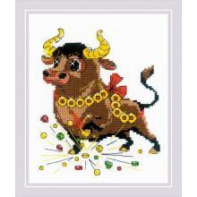 Гоблен Риолис 1888 Годината бика - 2021