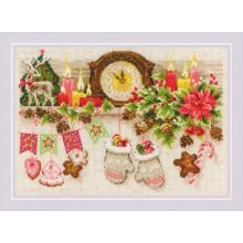 Гоблен Риолис 1903 - Великолепна Коледа