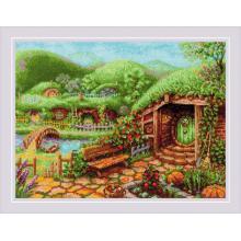Гоблен Риолис 1904 Зелени хълмове