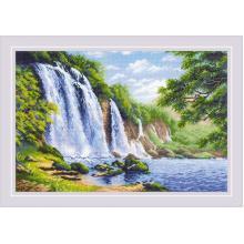 Гоблен Риолис 1908 Шумът на водопада