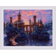 Гоблен Риолис 1909 Тайнственият замък