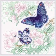 Гоблен Риолис 1946 Пролетни пеперуди