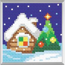 Диамантен гоблен Риолис АМ0004 Вали сняг