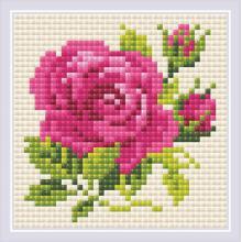 Диамантен гоблен Риолис АМ0031 Роза