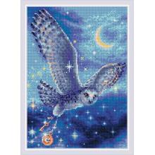 Диамантен гоблен Риолис АМ0041 Вълшебната сова