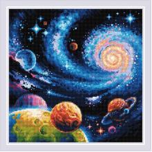 Диамантен гоблен Риолис АМ0047 Вселена