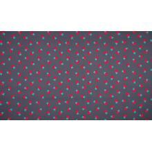 Плат Poplin - Диви ягоди, 50 х 50 см