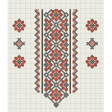 Шевица Мотив 45 - Файл за машинна бродерия